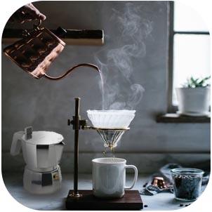 قهوه سازهای غیر برقی