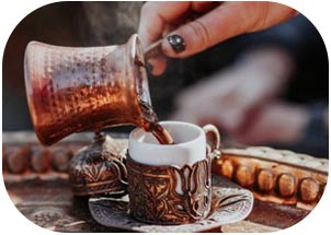 قهوه مناسب ترک